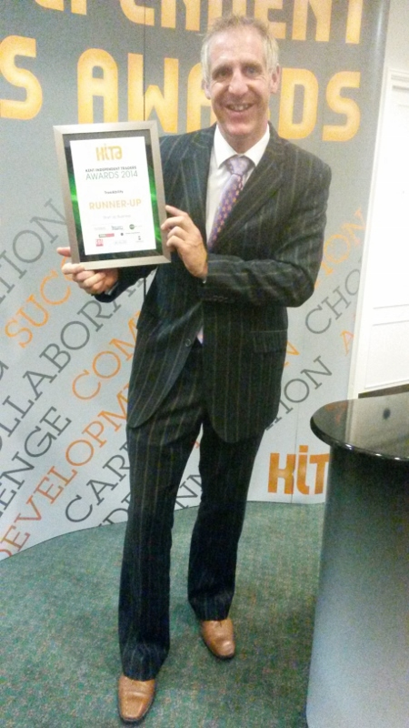 Nick Winram; TreeAbility; KITA; Start-up business of the year;